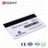Bedruckbare RFID Zweifrequenzkarte mit magnetischen Streifen