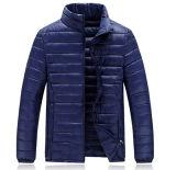 2016의 새로운 주문을 받아서 만들어진 Mens 겨울 휴대용 경량 Pocketable 약하게 100% 오리 아래로 재킷