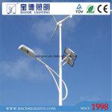 luz de calle híbrida solar del viento de 30W LED