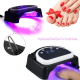 Nail Art를 위한 64W Automatic Sensor Fast Curing UV LED Lamp