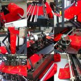 機械(AW-XB700-800)を作る非編まれた着る袋