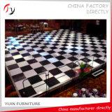 Het zwarte het Schilderen Glanzen Modern Chinees Dance Floor van de Kleur (df-52)