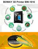 da pausa interna da iluminação do diâmetro do bocal de 0.4mm impressora 3D Desktop permissível do PLA para a venda
