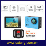 Wasserdichtes 1080P 4k Sports Action Camera für Outdoor Sports