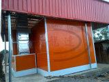 Cabina automatica della pittura Wld8200 e di cottura con il ventilatore di scarico