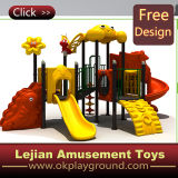 SGS Hot Style Durable Children Outdoor Playground Slide (X1501-6)