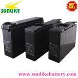 12V150ah Batterij van de Telecommunicatie van de opslag de Navulbare Voor Eind voor ZonneMacht
