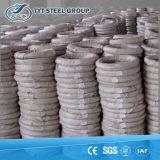 Fil obligatoire en acier recuit noir de bonne qualité de fer de vente chaude de Tyt avec le prix usine