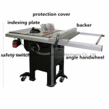 machine à bois portatifs, table de 10 pouces avec angle de réglage de scie