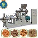 Chaîne de fabrication complètement automatique d'aliments pour chiens avec du CE