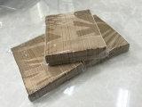 Mit Wasserzeichen versehenes Walzen-Papier, Walzen-Papier mit Wasserzeichen, Papier mit Firmenzeichen, Marke auf Walzen-Papier