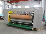 Máquina que ranura de la impresión del cartón de la tinta del agua de Flexo
