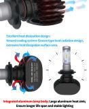 Faro luminoso eccellente dell'automobile LED di 8000lm 9007 Philips con le reattanze NASCOSTE e la lampada automatica
