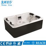 Monalisa tipo econômico pequeno spa banheira de hidromassagem (M-3332)