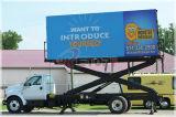 P8 옥외 트럭 버스 차 발광 다이오드 표시