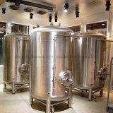Calefacción de gas 600l equipo de destilación de cerveza acero inoxidable