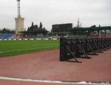 Напольный экран дисплея периметра СИД футбольного стадиона P10