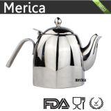 Moka drukt de Koffie en het Theestel van de Maker van de Espresso van 2 Kop uit