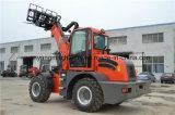 중국 1.5ton 2ton 2.5ton 3 톤 바퀴 Telehandler