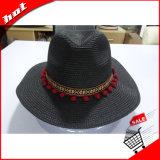 서류상 밀짚 일요일 파나마 중절모 밀짚 모자
