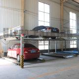 マルチレベルの持ち上げ滑走の自動化された困惑車の駐車システム