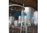 Fermentador cónico do vinho do tanque 50 da fermentação do aço SUS304 ou 316L inoxidável