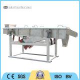 Große Kapazitäts-industrielles rechteckiges Schwingung-Bildschirm-Gerät für Silikon-Sand