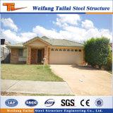 Diseño personalizado Estructura de acero de China la construcción de la casa prefabricados