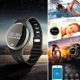 E07 IP67 impermeável Bluetooth Smart Bracelet Watch Sport saudável Relógio de pulso Pedômetro Sleep Monitor Smart Band