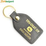 Crear Keychain para requisitos particulares de cuero promocional