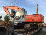 Máquina escavadora usada Ex210-5 de Hitachi para a venda
