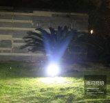 Luz solar da parede do diodo emissor de luz do jardim ao ar livre novo do projeto para o gramado à terra