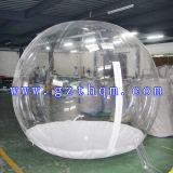 透過Bubble Inflatable TentかThe Grass Inflatable Tent