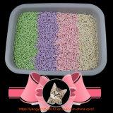 Mejor calidad de China el Tofu cat litter