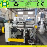 Espulsore di plastica residuo che ricicla la riga di granulazione della pellicola del LDPE di PA PS del PE pp PMMA della macchina