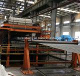 Nastro trasportatore piano del cavo d'acciaio resistente al fuoco