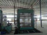 машина давления переклейки 4X8FT горячая с 600 тоннами 15 слоев