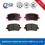 Almofadas de freio pequenas do carro de passageiro da alta qualidade