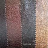 Tissus 100% à la maison en cuir de suède de textile de polyester pour le sofa