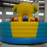 De Spelen van de Cursus van de Hindernis van Inflatables voor Jonge geitjes