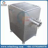Hachoir congelé industriel d'acier inoxydable