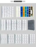 Kabinet van de Opslag van het Metaal van het Gebruik van de School van jonge geitjes het Kleurrijke - de Kast van 15 Deur