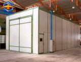 Stand de chorreo de arena Manual/habitación con sistema de reciclaje de tornillo