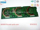 De Elektronische van de Raad van het Koper FPC Raad PCB van Van geïntegreerde schakelingen van PCB Stijve voor Elektronika Fr4