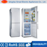 Automatique dégivrer le réfrigérateur inférieur de double porte de congélateur