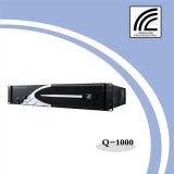 Diseño de 2 u 2*1000W amplificador de potencia para subwoofers