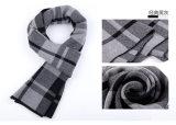 De mensen vormen Sjaal van de Polyester van de Wol van de Winter de Nylon Acryl Gebreide (YKY4601)