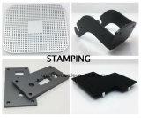 Métal en laiton en laiton en aluminium d'acier inoxydable de matériel estampant le matériel déplié d'OEM de pièces estampant le matériel traitant le matériel