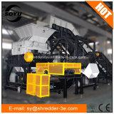 Trituradora de residuos sólido/máquina sólida del reciclaje inútil