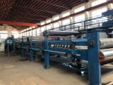 Cadena de producción de alta velocidad de calidad superior del papel acanalado 5-Layer